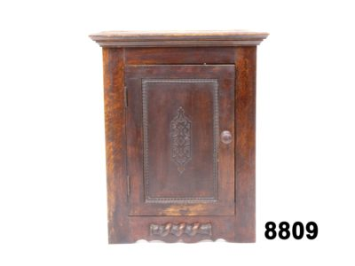 Antique wooden corner cabinet from Antiques of Kingston