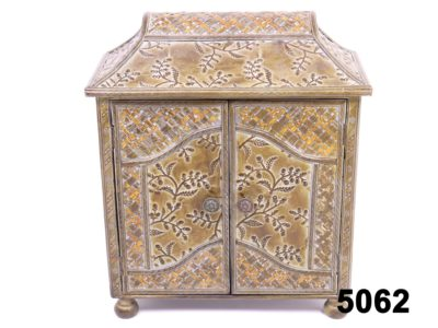 Reproduction Chinoiserie desk cabinet from Antiques of Kingston