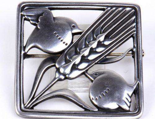 Scandinavian Silver Jewellery